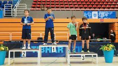 El jaraiceño Marlon López de la Asociacion Deportiva Tenis de Mesa Almaraz consigue la medalla de bronce en el Campeonato de España