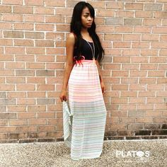 Every girl loves a maxi dress, and we have plenty in store. This one is only $14! ‪#‎platosclosetcordova‬ ‪#‎platoscloset‬ ‪#‎fashion‬ ‪#‎pcgod‬ ‪#‎maxidress‬