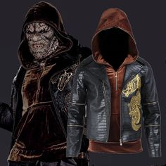Suicide Squad Costume Cosplay Killer Croc Top Costume Killer Croc Waylon Jones Cosplay Jackets Halloween Cosplay Costume Adult