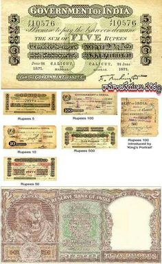 Durga Kali, General Knowledge Facts, Banknote, Bank Of India, Stamps, Coins, Indian, History, Places