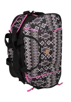BILLABONG Womens Globe Trotter Cabin Travel Bag black #planetsports