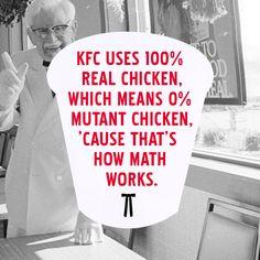 What Mutant Chicken?
