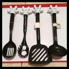 Pretty You by Me Accessories - Mickey Mouse Kitchen Utensils