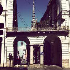 Via Po... Turin, Italy