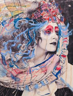 Artist: Hildur Yeoman