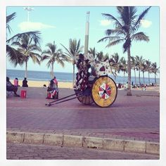 """See 317 photos and 21 tips from 1477 visitors to Durban Beach Front. """"Getting up early to watch the sunrise is well worth it. Durban South Africa, Kwazulu Natal, Getting Up Early, My Land, My Childhood, Hibiscus, Four Square, Sunrise, Places To Visit"""
