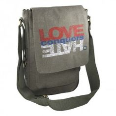 Love Conquers Hate Bag   HRC   Human Rights Campaign