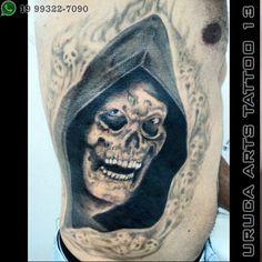 Uruca Arts Tattoo 13  Tatuagem feita no André, Obrigado pela confiança.  Endereço: Av. Dr. Ângelo Nogueira Vila, 890 Águas de São Pedro - SP WhatsApp: (19) 99322-7090  #tatuagemsombreada #tatuagempretoecinza #tattooblack #blacktattoo #blackandgrey #tattooblackandgrey #tatuagem #tattoo #aguasdesaopedro #urucaarts #vempraaguas #obrigado #tattoo13 #tatuagemcaveira #skulltattoo #caveira #caveiratattoo #tattooskull #tattoo2me #vempraaguas #vempraáguas #aguasdesaopedro #urucaarts #obrigado…
