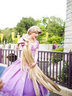 #disney #hkdl #香港迪士尼樂園 #디즈니랜드 #disneyprincess #rapunzel #tangled #facecharacters #meetandgreet