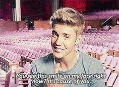 Justin Bieber • Smile