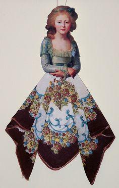 Hankie Doll 16 by piapi6769, via Flickr