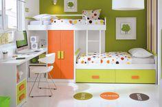 Dormitorio Infantil - $ 8.550,00 en MercadoLibre