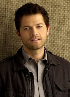 Misha Collins....because i need another character to be absolutely and completely attatched to.
