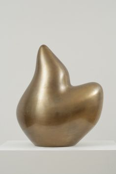 Jean Arp Larme de Galaxie 1962/70 Bronze, ed. 2/3 26 by 23 by 19 in.  66 by 58.4 by 48.3 cm