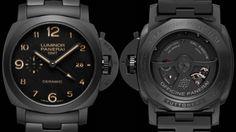 Panerai Ceramic Watch