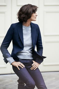 UNIQLO | Collaboration with Ines de la Fressange