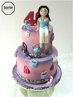 Torte Cakes is a cake shop and studio based in Sheffield, creating modern bespoke wedding cakes, birthday cakes and dessert tables for special occasions. Twin Birthday Parties, Cool Birthday Cakes, It's Your Birthday, Handbag Cakes, Modern Cakes, Torte Cake, Theme Cakes, Cake Shop, Dessert Table