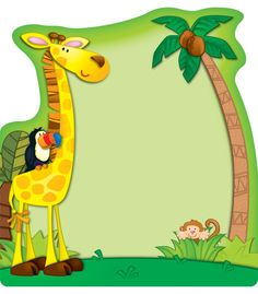 Jungle Notepad - Carson Dellosa Publishing Education Supplies #CDWISHLIST