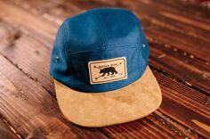 a63f50c8a39 Dapper Bear Camp Hat - Dapper Bear Clothiers University Outfit