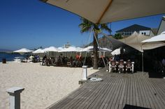 The Grand Beach Cafe Beach Cafe, Cape Town, Patio, Outdoor Decor, Home Decor, Travel, Decoration Home, Terrace, Room Decor