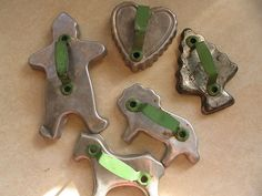 cookie cutters with handles