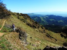 Mount Diablo State Park   Best Early Spring Hikes In California