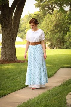 Brooklyn Skirt from Lilies of the Field.