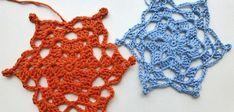 """Knitaholics Advent Calendar 2012 * December 18 * Crochet Star """"Isadora"""""""
