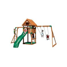 The Top 50 Safest Backyard Swing Sets | Safety.com