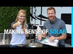MAKING SENSE OF SOLAR + ZAMP GIVEAWAY (OUR RV SOLAR SETUP - PART 1) - YouTube