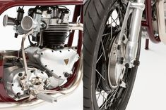 Racing Cafè: Triton Cafè Racer 1959 by The Gasbox