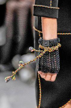 Crochet Chanel 2014 ❥ 4U // hf