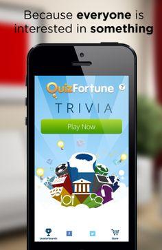 QuizFortune Trivia App #quiz #mobile #ios #apple #games https://itunes.apple.com/WebObjects/MZStore.woa/wa/viewSoftware?id=779538092&mt=8