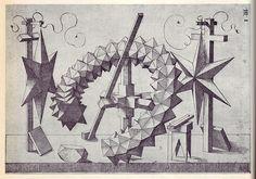 Perspectiva Corporum Regularium -  Wenzel Jamnitzer 1568 q