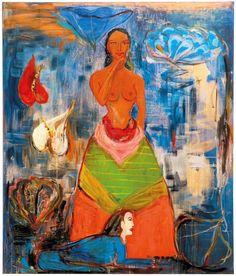 Leena Luostarinen: Sfinski (2003) Modern Art, Contemporary Art, Digital Art Photography, Installation Art, Art Blog, Finland, Artsy, Culture, History