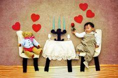 Bebês sonham quando dormem, ou simplesmente descansam em paz? Queenie Liao ,  artista free-lance e mão de três meninos que vivem na Cal...