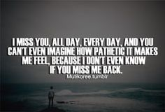 Pretty much my life right now. Starting to regret getting back in contact with you now.