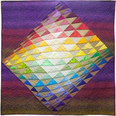 Contemporary Category - Contemporary Quilt Catherine Chambers