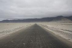 The road to Pan de Azucar