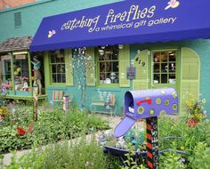 If you're searching for a gift, specialty item, or one-of-a-kind piece for your home, Catching Fireflies is just about as perfect as it gets.