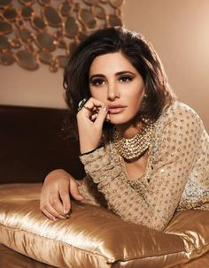 Nargis Fakhri in beautiful jewelry