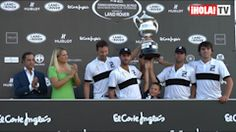 Vídeos de famosos, pasarelas de moda y más vídeos en hola.com - Isabel Sartorius entregó la Copa de Plata El Corte Inglés de Alto Handicap del 42º Torneo Internacional Land Rover de Polo