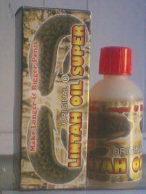 Lintah Oil Super