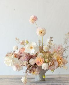 Eye Candy: Pinterest Favorites This Week Deco Floral, Arte Floral, Floral Design, Ikebana, Floral Wedding, Wedding Flowers, Mother's Day Bouquet, Pastel Bouquet, Flower Aesthetic