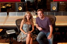 Sarah Darling and Dan Huff by Sara Kauss Music Photographer, New Music, Country Music, Album Covers, Dan, Concert, Concerts, Country