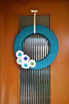 ♥elycia: DIY :: wreath