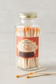 Skeem Match Jar - anthropologie.com