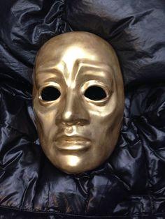 """Купить Венецианская маска """"Священник"""" в интернет магазине на Ярмарке Мастеров"""