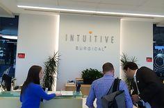 Vom Murgtal ins Silicon Valley – Reiseberichte eines Kraftjungen! Montag, 31.07.14 2ter Teil, Stationen: Intuitive Surgical und Biocurious!