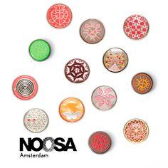 Nieuwe chunks van Noosa Amsterdam summer 2013 mét 4 limited edition neon chunks! - nummerzestien.eu